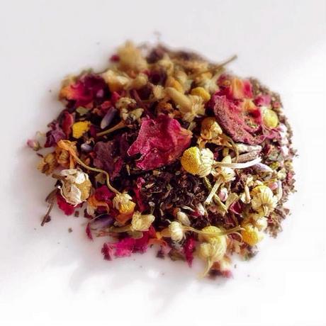 【3杯分】flower*shower~新生活の門出を祝う、晴れの日の紅茶~
