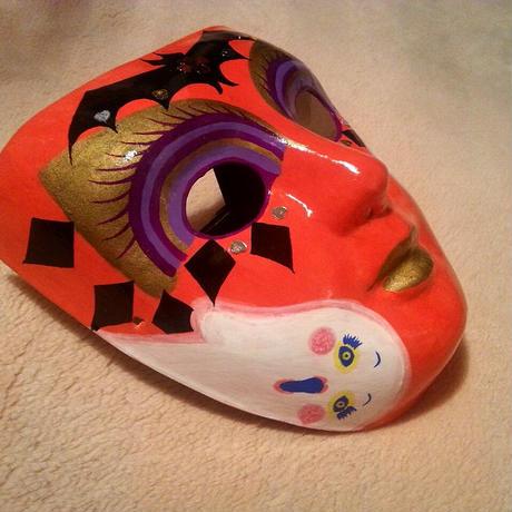 ハロウィンマスク