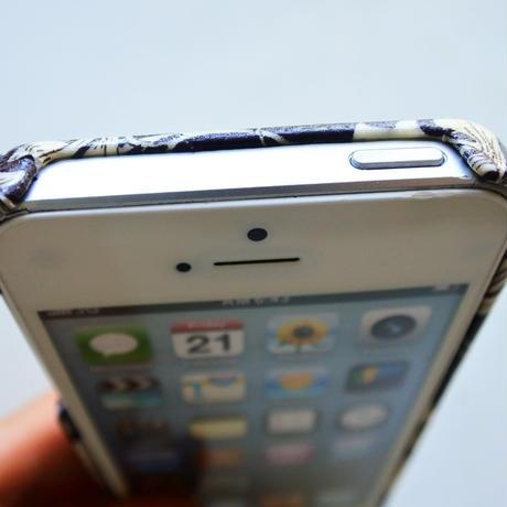 iPhoneSE/5sケース/セバートン・ブラック