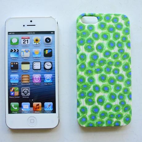 iPhoneSE/5sケース/ザンジーサンビーム・パステルグリーン