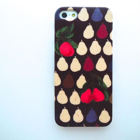 SALE! iPhoneSE/5sケース/リバティ・ジャック&チャーリー・パープル(お客様レビューあり)