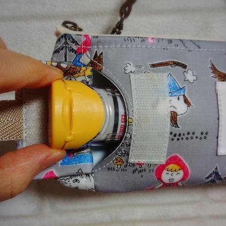 ひょっこりエピペンポーチ・ラミネート生地 1本薄型ペンポーチタイプ【No.210910】