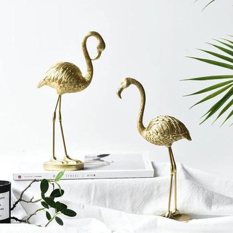 Flamingoオブジェ