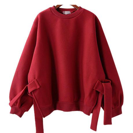 Side Knotスウェットシャツ
