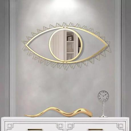Metal Eyeウォールミラー