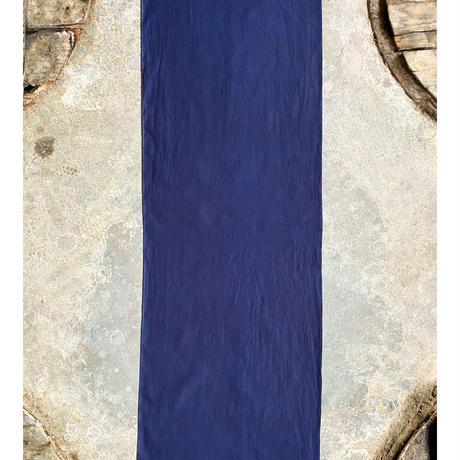 Plain Tenugui (hand towel) -Dark Blue