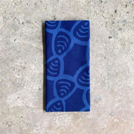 Shijimi (Basket Clams) Tenugui (hand towel) -2 Shades