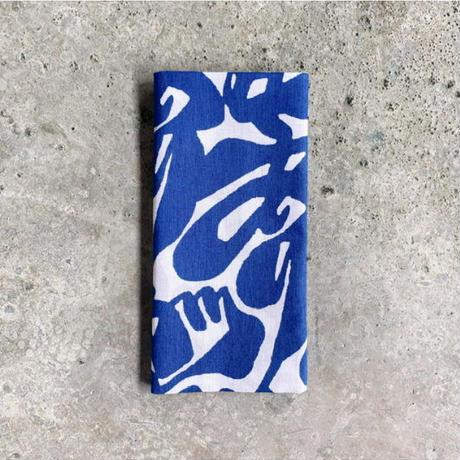 Arigatou (Thank You) Tenugui (hand towel) -Light Blue