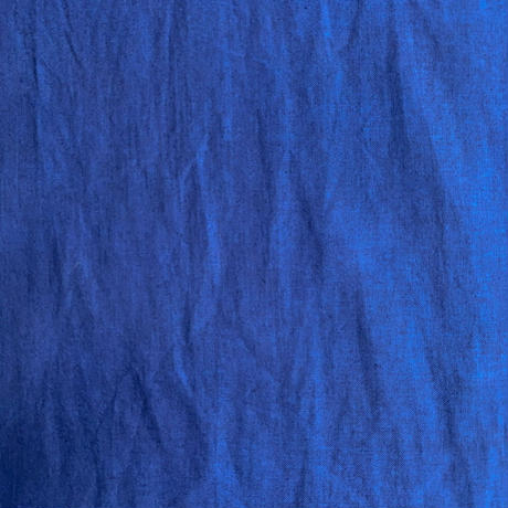 Plain Tenugui (hand towel) -Mid Blue