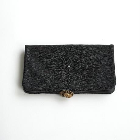 ガルーシャ内縫い長財布