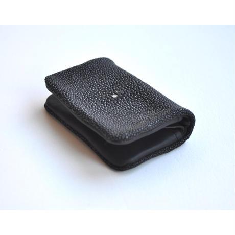 ガルーシャ×GUIDI  内縫いカード・コインケース