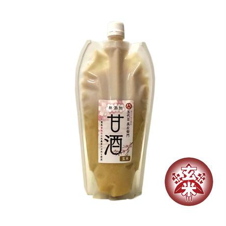 無添加甘酒(玄米)  500ml