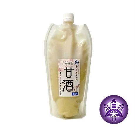 無添加甘酒(白米) 500ml