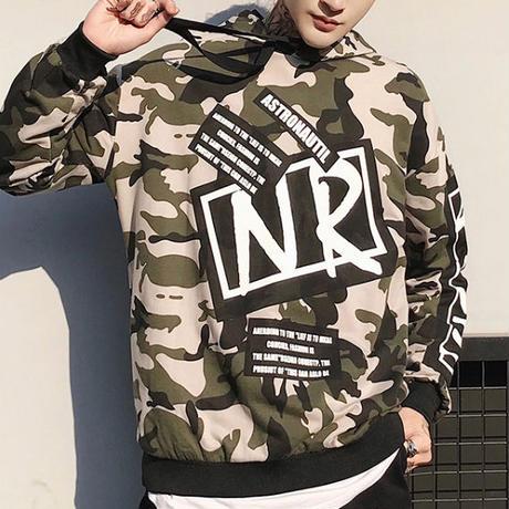 【NEW】NRデザインフーディー 2カラー