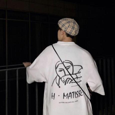 H・matiTシャツ【PR00028】