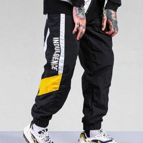 [売り切れ間近]INDUデザインジョガーパンツ 2カラー