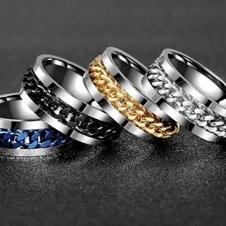 【BIGSALE】Chain Ring