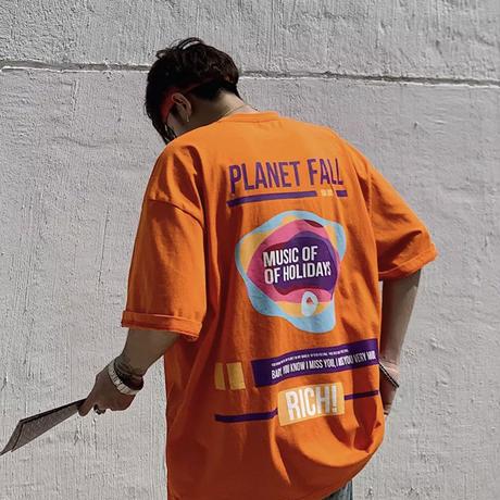 MusicオーバーサイズTシャツ【PR00021】