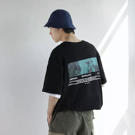 RememberプリントTシャツ【S00103】