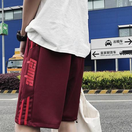 Gameラインハーフパンツ【S00044】