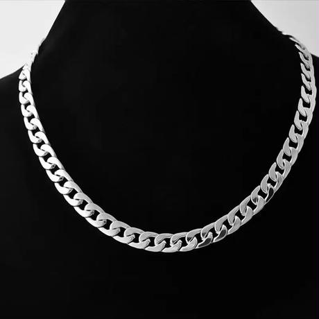 980円特別企画-《超数量限定アイテム》Siver Chain【N00014】