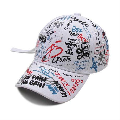 6/21 18:00発売開始 超数量限定発売【BIGSALE】Graffiti Cap