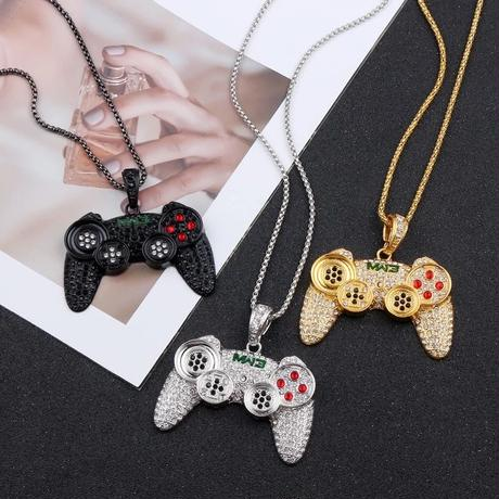 Game Necklace【N00001】