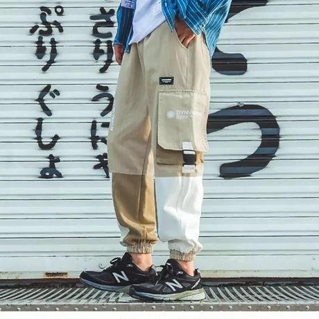 派手カラーカーゴパンツ【TS00414Y】
