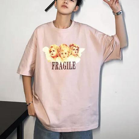 エンジェルデザインTシャツ【S00050】