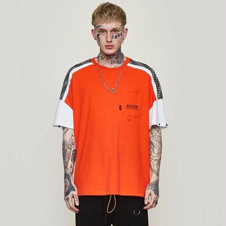 ERRORデザインTシャツ【MM00253】