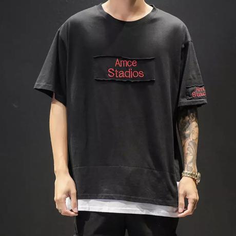 AmceオーバーサイズTシャツ【PR00018】