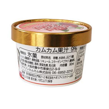 カムカムシャーベット 90mlカップ(10個入り)