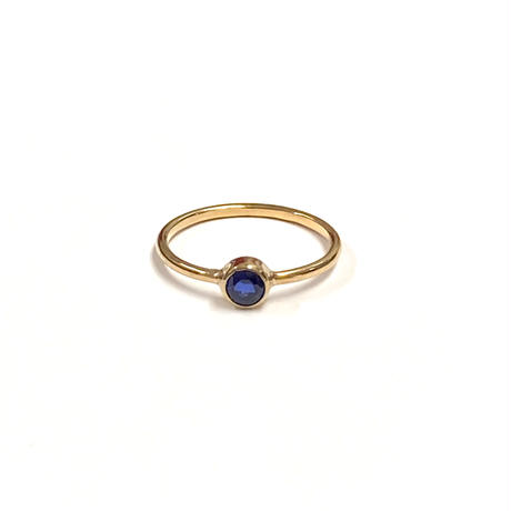 1stone ring / Thin