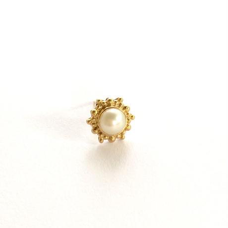 Moon Pearl pierce