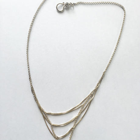 Sample sale chain necklace / just silver