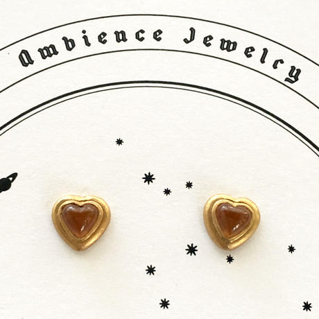 Open your heart Pierce / Citrine
