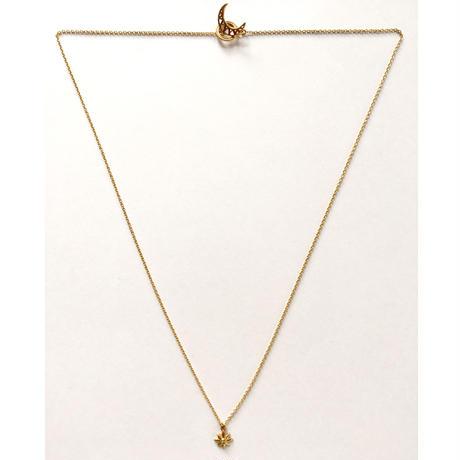 1star diamond / necklace