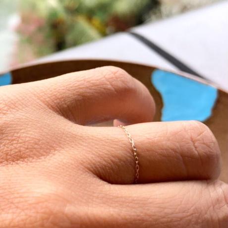 Orbit chain ring