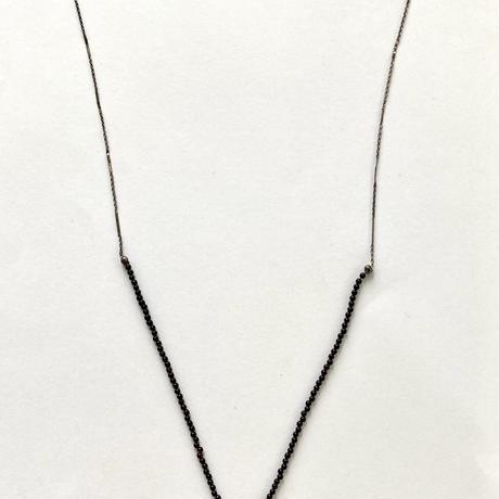 Burung Hantu/ Owl Black Necklace