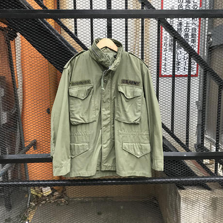US ARMED FORCES M-65 Field COAT / Mr.Clean Select