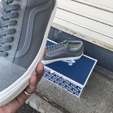 OG Old Skool LX (SUEDE/CANVAS) -VANS VAULT LINE-