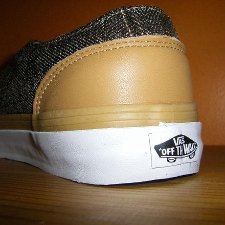106 Vulcanized CA (Tweed) -VANS CALIFORNIA COLLECTION-