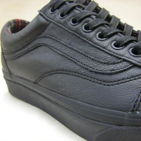 Old Skool (Leather) -VANS CLASSIC LINE-