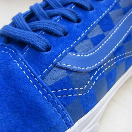 Old Skool Reissue CA (Embossed Check) -VANS CALIFORNIA COLLECTION-