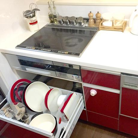 整理収納アドバイザー3級認定講座~幸せを呼ぶ♡るんるん♪キッチンの作り方~