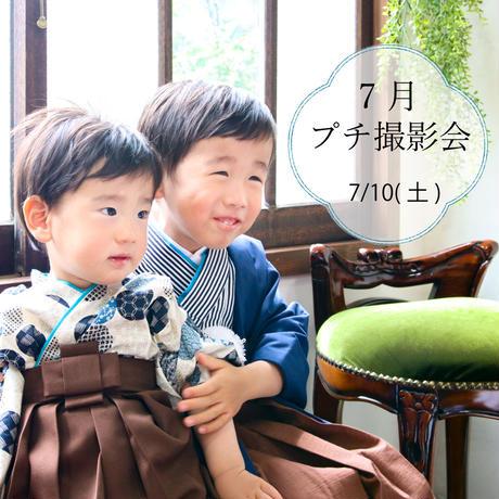 7月プチ撮影会 7/10(土)
