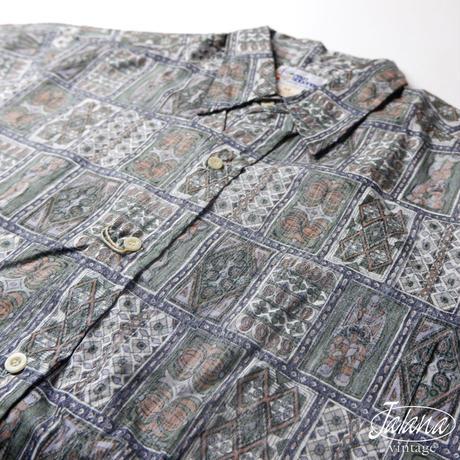 デッドストック 90年代 レインスプーナー/reyn spooner アロハシャツ Mサイズ(A-188)