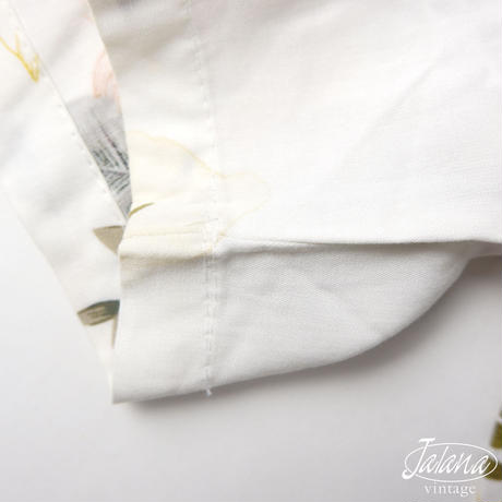 トゥーパームス/Two palms アロハシャツ BOY'S 14サイズ(A-065)