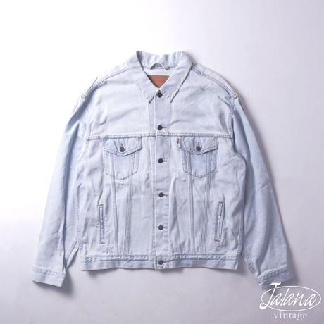 リーバイス/LEVI'S デニムジャケット XLサイズ(J-035)