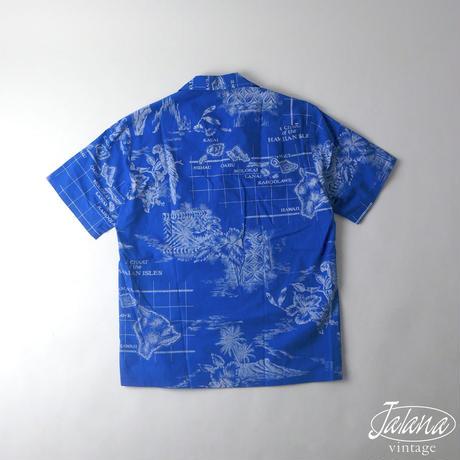 ハウィー /HOWIE アロハシャツ Sサイズ(A-108)